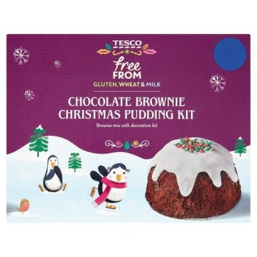 Tesco-Free-From-Chocolate-Brownie-Christmas-Pudding-Kit