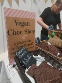 The vegan chocolate shops beautiful products