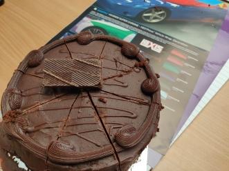 Sainsburys gluten free vegan chocolate cake