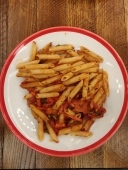Frankie and Bennys gluten free vegan pasta