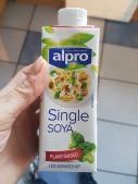 Alpro soya cream
